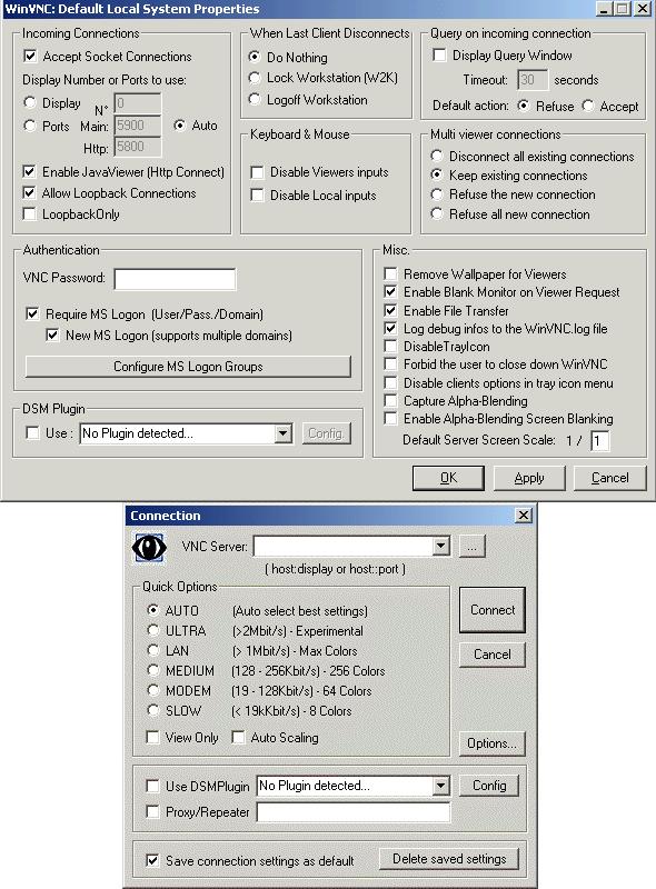 Network page - Topfreeware net